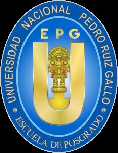 Logo Escuela de Posgrado de la Universidad Nacional Pedro Ruiz Gallo