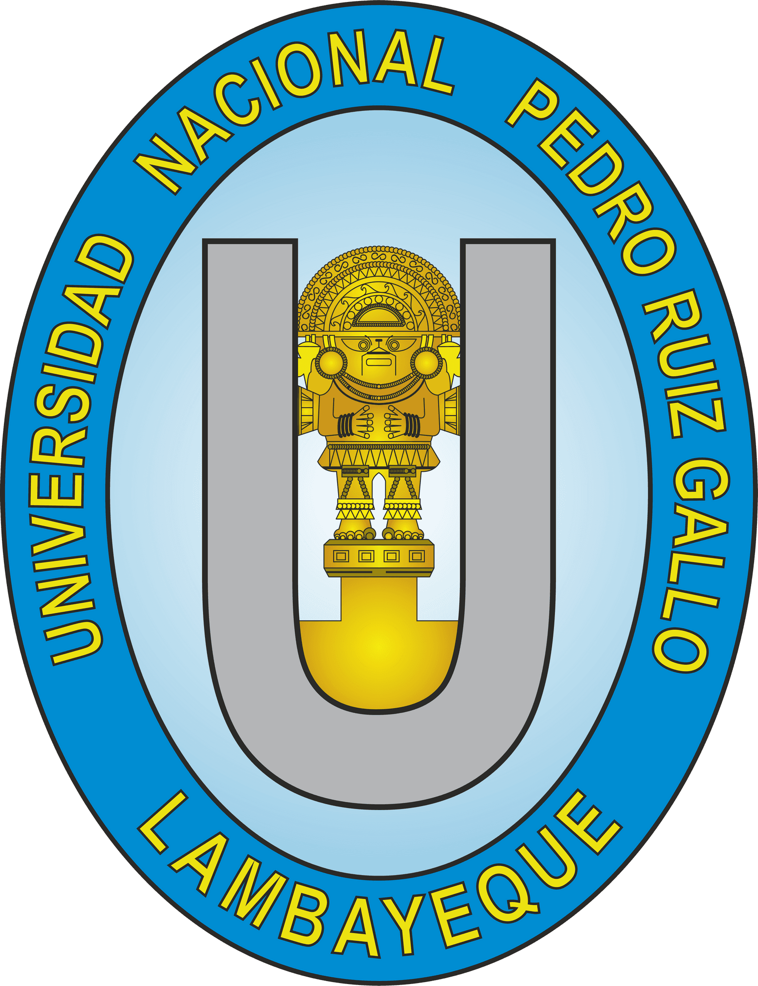 Logo de la Universidad Nacional Pedro Ruiz Gallo